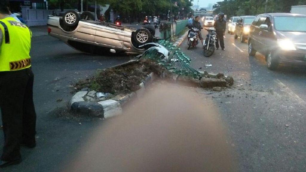 Jawa Timur Jadi Daerah dengan Angka Kecelakaan Tertinggi
