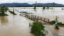 37 Orang Tewas dan Puluhan Hilang Akibat Banjir di Vietnam
