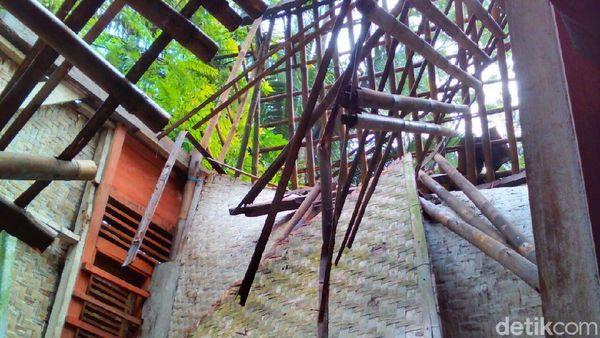 19 Rumah di Banyumas Rusak Diterjang Angin Ribut