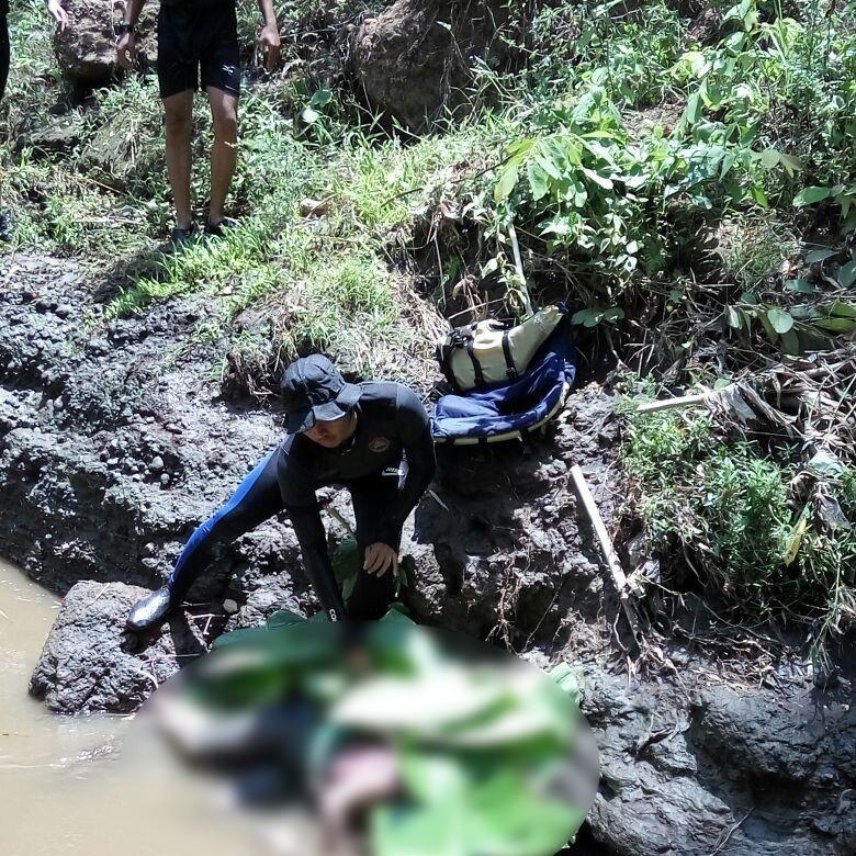 Bocah Tenggelam di Sungai Lumajang Ditemukan Tewas