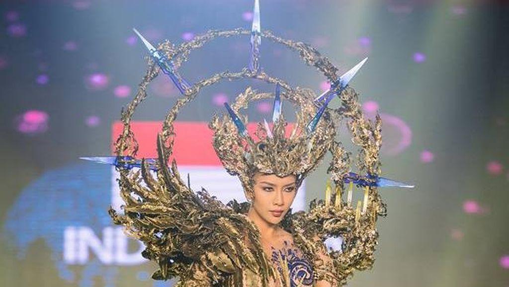 Adu Gaya Kostum Nasional RI & 20 Finalis Lain di Miss Grand International