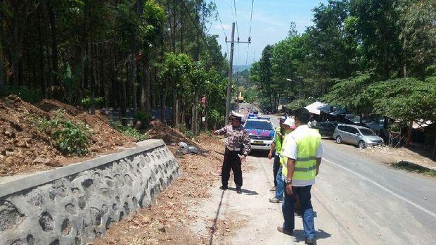 Jalur penyelamat ini menghabiskan dana Rp 260 juta