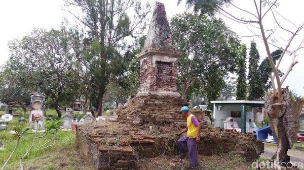 Di Sinilah Serdadu Londo Ireng di Purworejo Dimakamkan