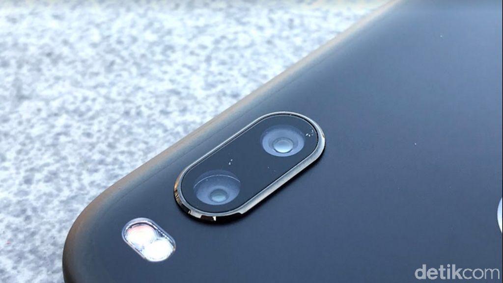 Bikin Jepretan Xiaomi Mi A1 Makin Kece