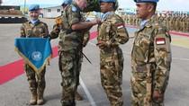 PBB Beri Medali Tanda Jasa ke Peace Maker Indonesia