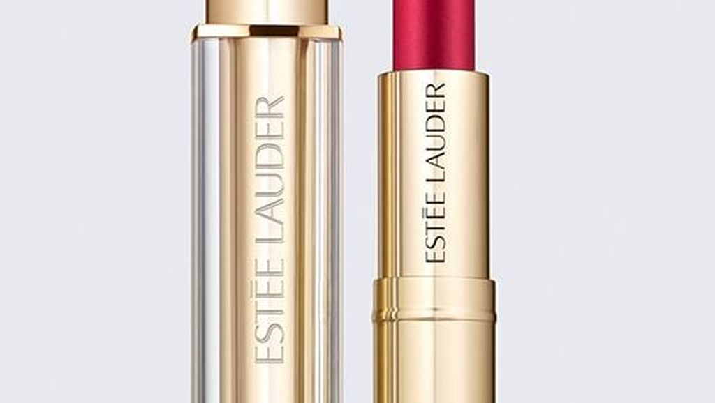 Estee Lauder Luncurkan Lipstik Baru yang Mudah Di-Ombre