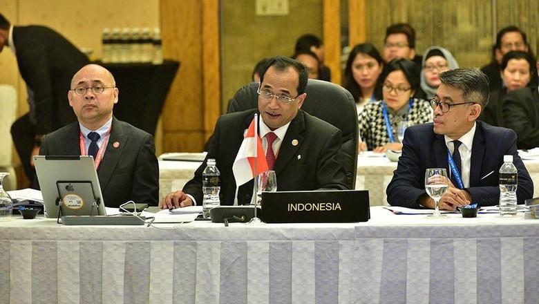 Menhub Se-ASEAN Kumpul di Singapura, Ini Hasilnya