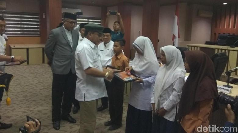Pemerintah Aceh Tambah Anggaran Beasiswa Yatim-Piatu Jadi Rp 247,5 Miliar
