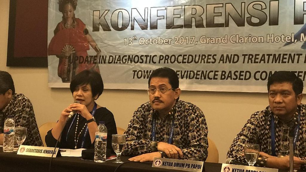 Hadapi MEA, PB Papdi Gelar Pekan Ilmiah Nasional di Makassar