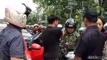 Berdamai, Pemobil yang Baku Hantam dengan Prajurit Keluarga TNI AL