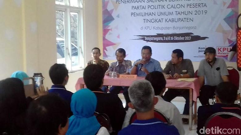 Data Tak Cocok, KPU Banjarnegara Kembalikan Berkas NasDem