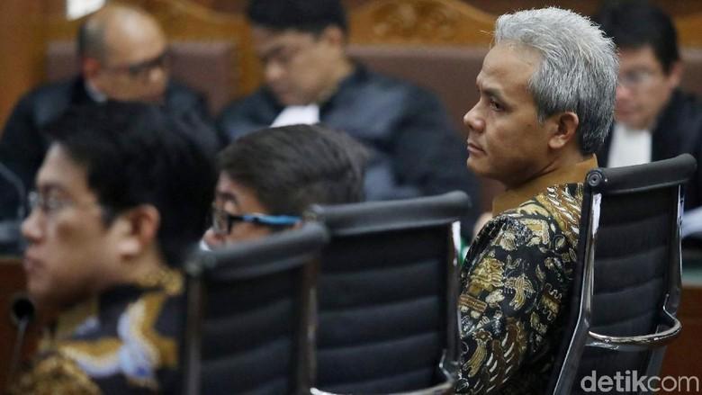 Fraksi PDIP Disebut Terima Duit e-KTP, Ganjar: Siapa yang Bilang?