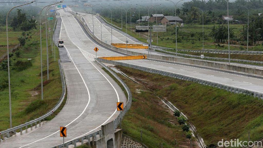 60 Km Tol Baru Trans Sumatera Sudah Beroperasi, Sisa Berapa Lagi?