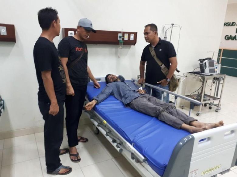 Rebutan Senjata Polisi, Pengedar Sabu di Aceh Tertembak di Jari