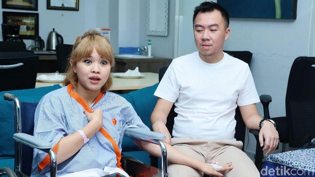 Winda Viska Tak Percaya Suaminya Jadi Tersangka Kasus Penyelundupan Miras