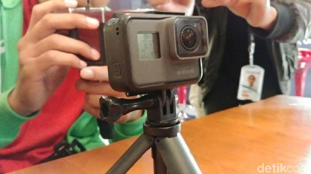 GoPro Hero6 Resmi Dijual di Indonesia, Harganya?
