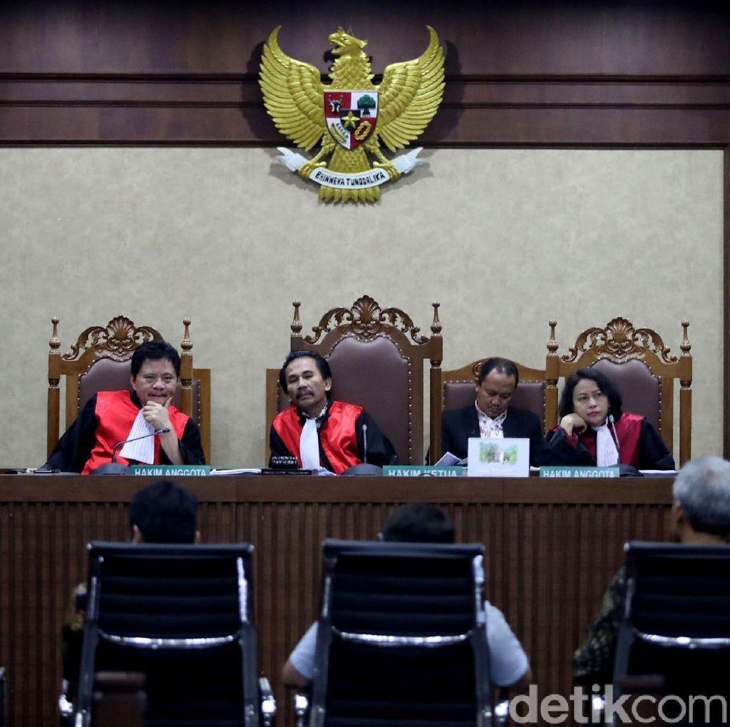 Ketua Majelis Kasus e-KTP Dipromosikan Jadi Hakim Tinggi
