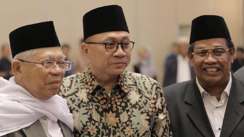 Ketua MPR: Islam dan Pancasila Seiring Sejalan
