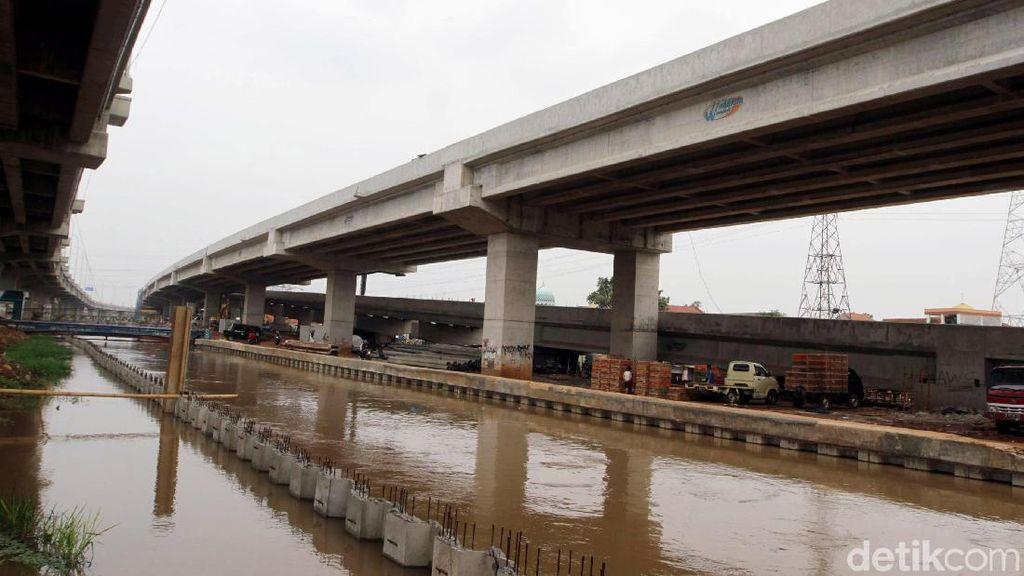 Tol Becakayu 21 Km Jadi, Bekasi ke Kampung Melayu Bisa 30 Menit