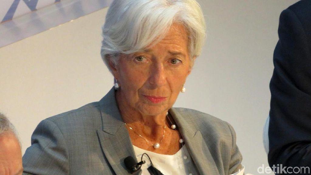 Bos IMF Sebut Prospek Ekonomi Dunia Cerah, Bagaimana Indonesia?