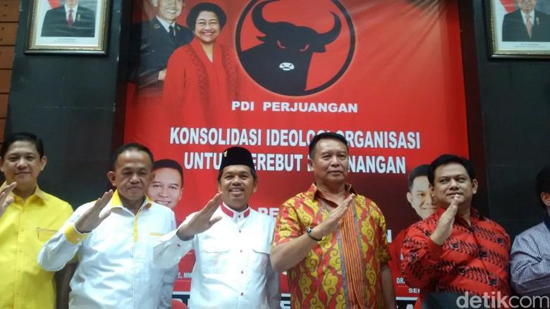 PDIP dan Golkar Segera Tanda Tangani MoU Koalisi di Pilgub Jabar