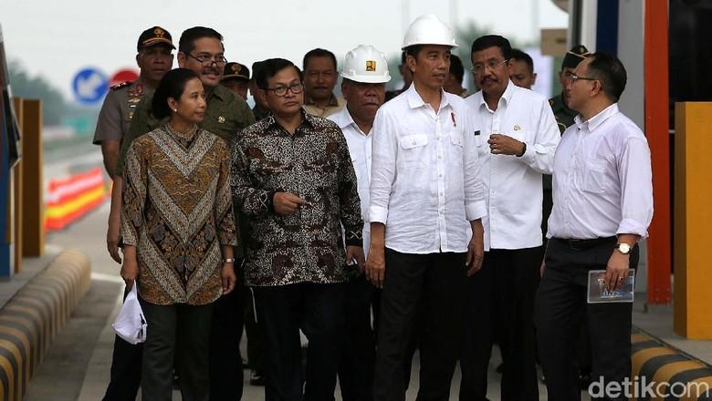 Jokowi Ingin Tol di Sumut Terhubung Pelabuhan dan Kawasan Industri