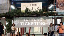 Ini Dia Daftar Merchandise di Konser Taeyang White Night in Jakarta