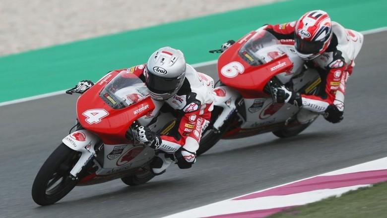 Empat Pebalap Astra Honda Racing Team Akan Tampil di Motegi
