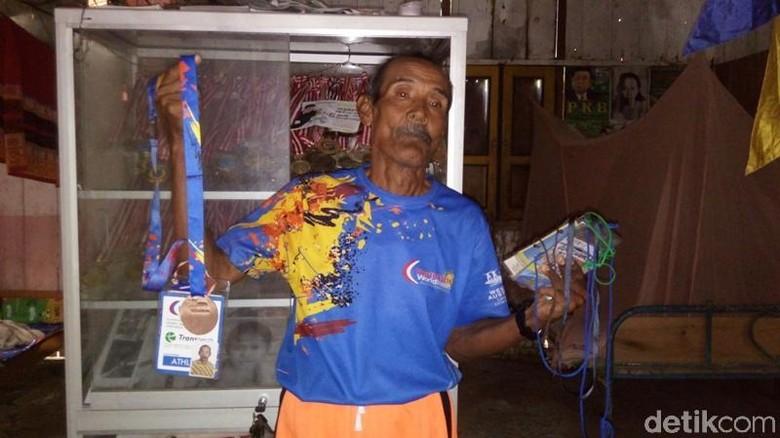 Siap Berlaga di Chile, Ini Dia Ramuan Rahasia Kakek Darmiyanto