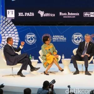 Kabar Baik dan Berbagai Ancaman dari Hasil Pertemuan IMF-WB 2017
