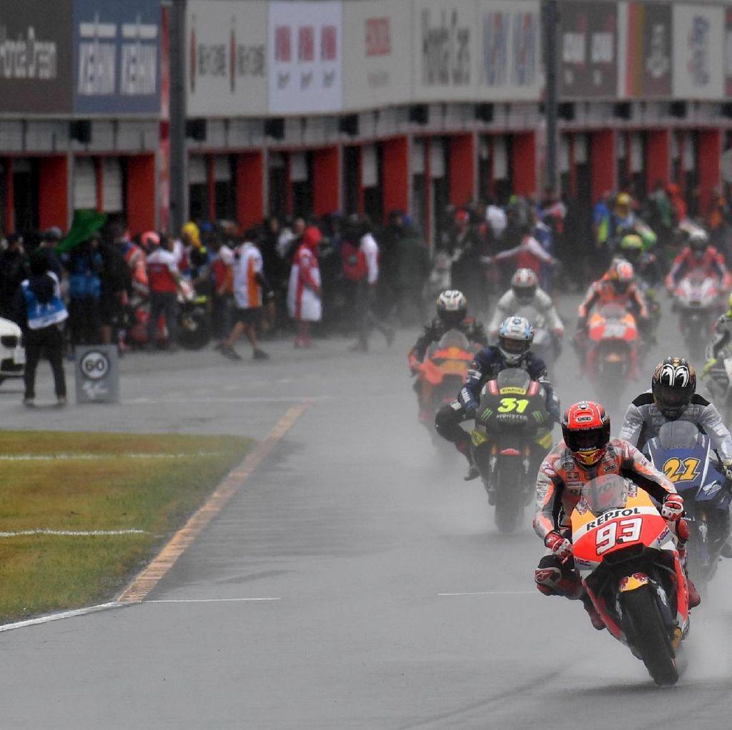 Besok, Tonton MotoGP Jepang Live di detikSport!