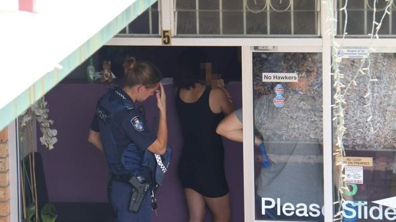 Polisi Geledah Tujuh Panti Pijat di Gold Coast