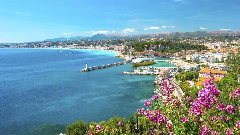 Cote dAzur, panorama alamnya indah! (ee.france.fr)