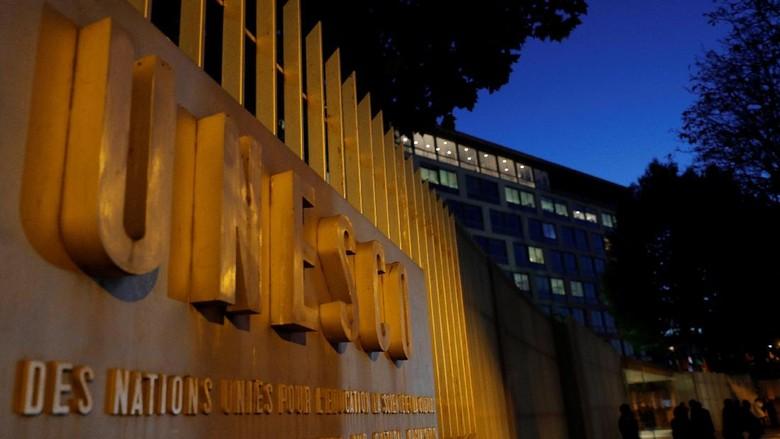Pernah Keluar Lalu Masuk, Kini AS Keluar Lagi dari UNESCO, Kenapa?