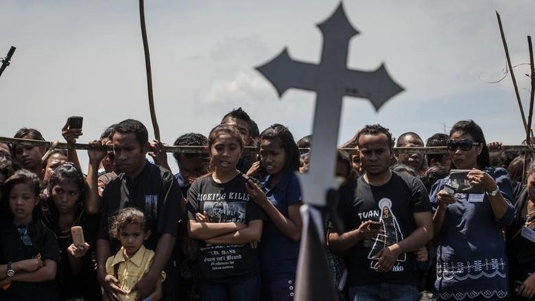Meski Mundur, Uskup Indonesia Harus Kembalikan Uang Gereja Rp 1,6 M