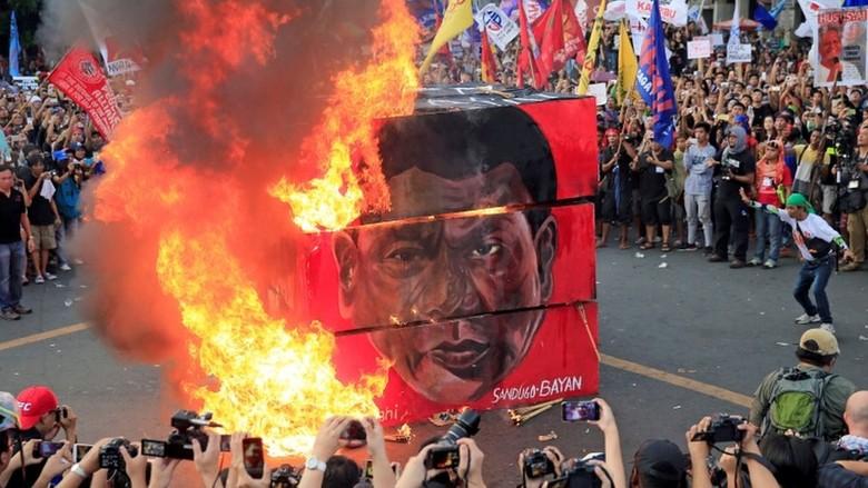 Duterte Ancam Akan Usir Seluruh Diplomat Uni Eropa dalam 24 Jam