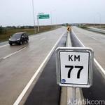 Jokowi Genjot Tol Trans Sumatera, Target 820 Km Kelar di 2019