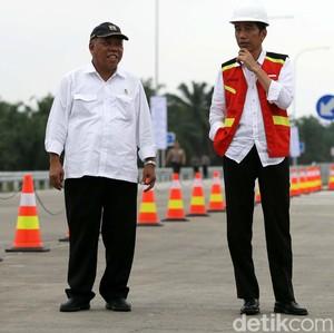 Jokowi: Stok Infrastruktur RI Kalah dari Tetangga