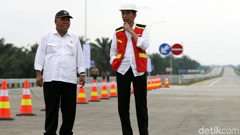 Menteri PUPR: Bangun Infrastruktur untuk Kejar Ketertinggalan