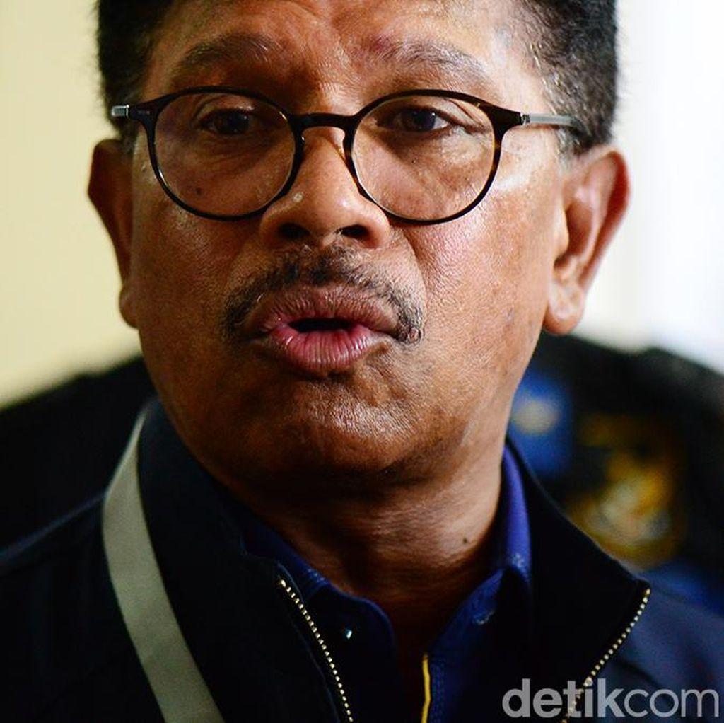 PDIP Usung Jokowi Jadi Capres, NasDem Ajak Bicarakan Cawapresnya