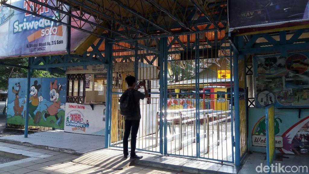 THR Sriwedari Tutup, Berapa PAD Pemkot Surakarta yang Hilang?