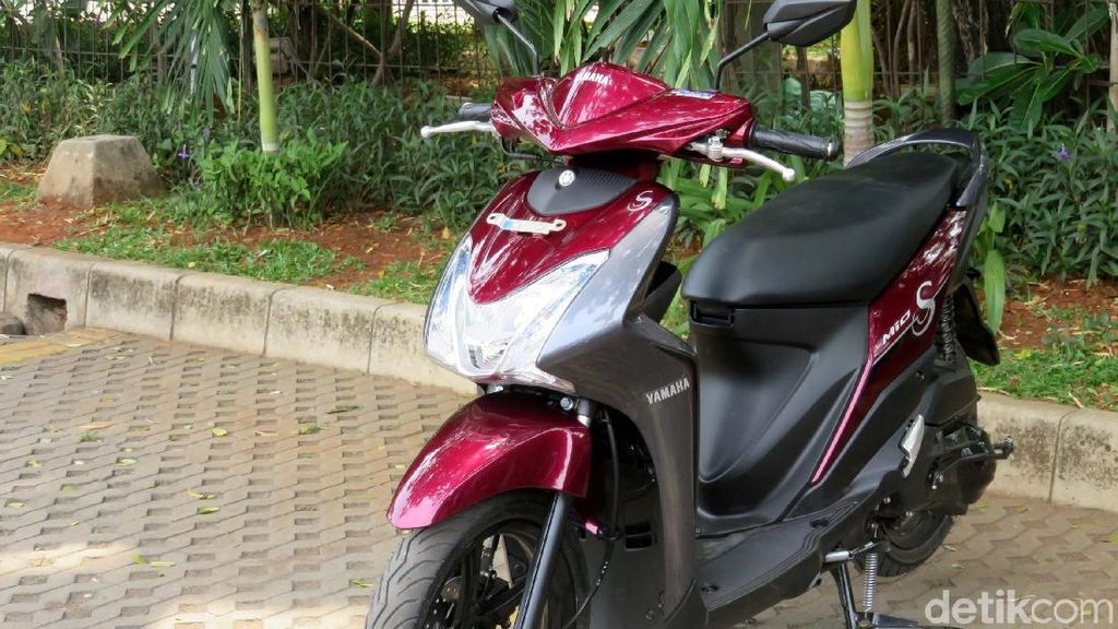 Tambah Banyak, Skutik Yamaha Diklaim Tak Saling Makan Pasar