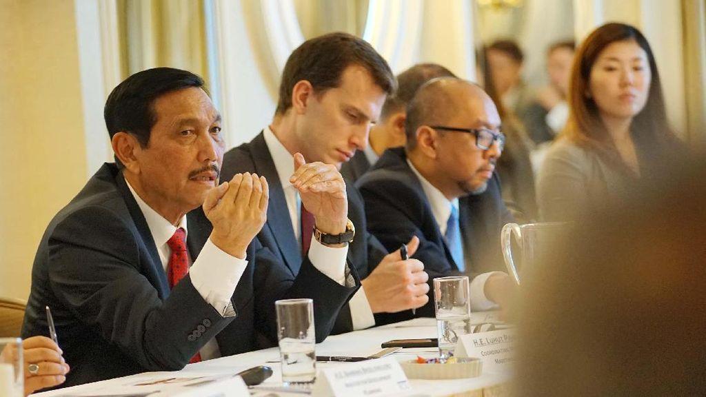 Kerjasama Investasi Indonesia-AS