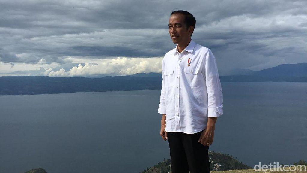 Gunung Sinabung Erupsi, Presiden Jokowi Aman