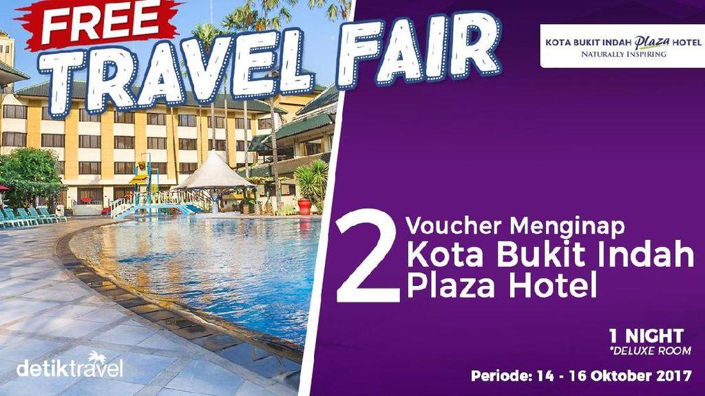 Pemenang Free Travel Fair Periode 14-16 Oktober 2017
