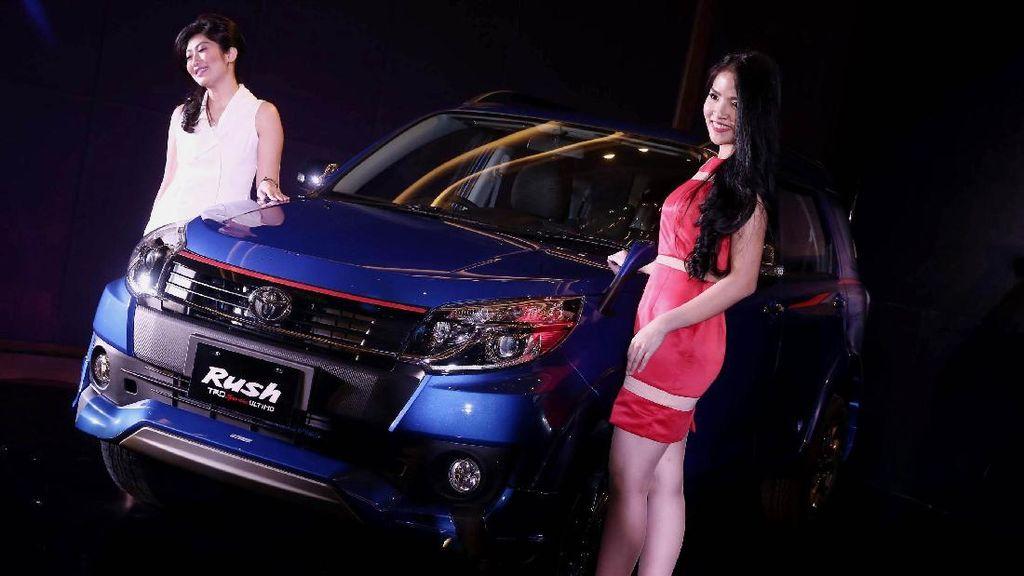 Soal Avanza dan Rush Model Baru, Ini Komentar Toyota