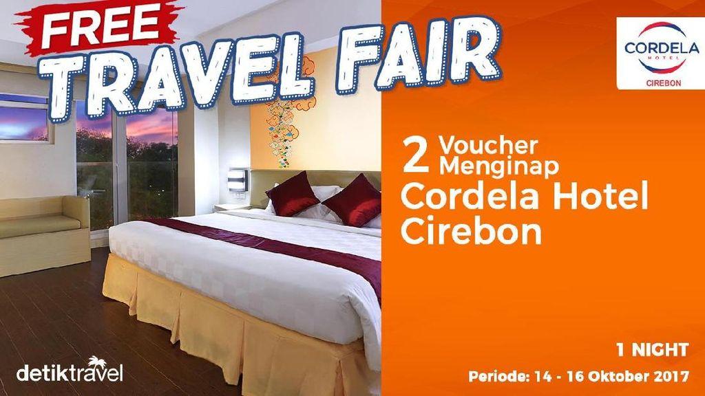 #FreeTravelFair : Gratis Tidur di Cordela Hotel Cirebon