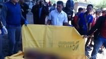 Seorang Pria Tak Dikenal Ditabrak Kereta di Ring Road Kota Madiun