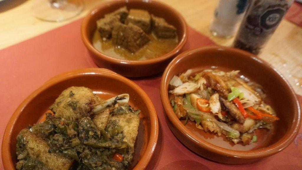 Tahu Gejrot dan Pesmol Mujair Disajikan di Restoran Berusia 100 Tahun di Belgia