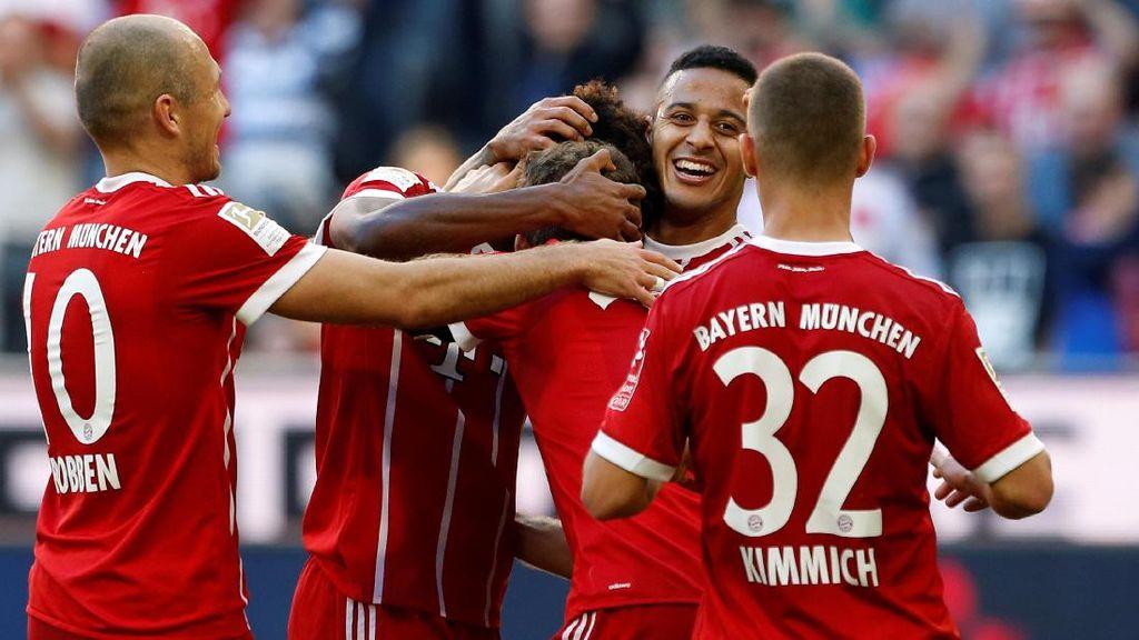 Bayern Pesta Gol ke Gawang Freiburg di Laga Pertama Heynckes